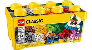 Lego Classic Balde De Ladrillos Mediano - 10696