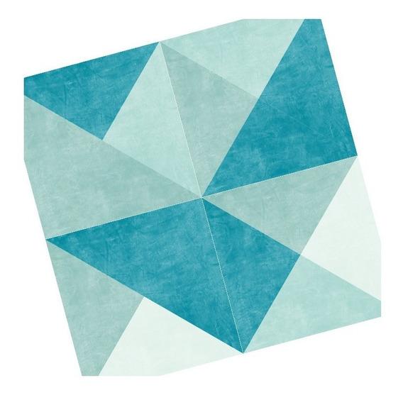 Laminas Azulejos Autoadhesivos Diagonales 1,20x0,60