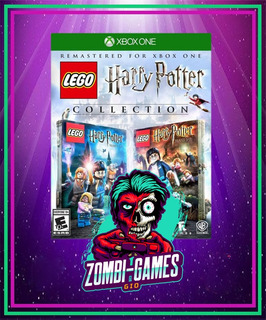Lego Harry Potter Collection Xbox One Modo Local