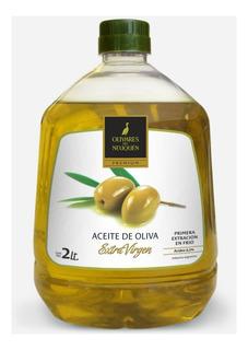 Oferta 20% Off Aceite Oliva Extra Virgen 2 Lts S/tac Premium