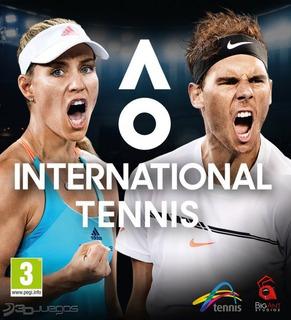 Ao International Tennis Pc Tenis En Español / Digital