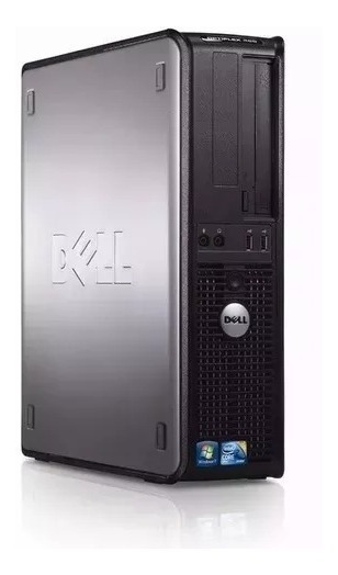 Cpu Dell Optiplex 380 Core 2 Duo 4gb Ddr3 Hd 320gb Dvd Sata