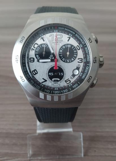 Relógio Swatch Irony Sr936sw/yos433 + Caixa Original