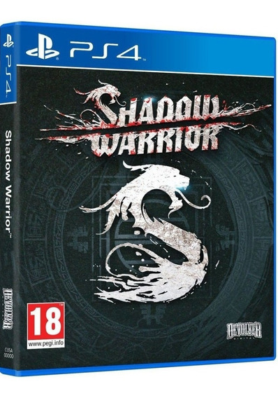 Shadow Warrior Ps4 Digital 1