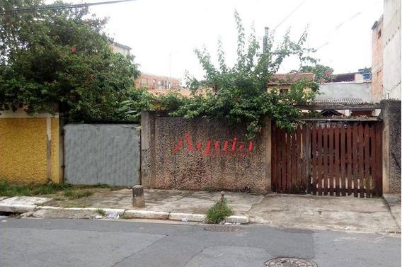 Terreno À Venda, 360 M² Por R$ 270.000,00 - Vila Industrial - São Paulo/sp - Te0164
