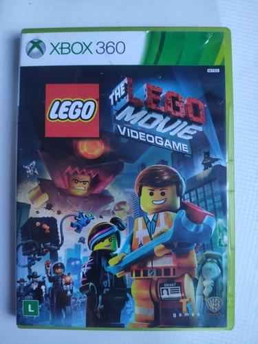 Lego Movie Xbox 360 Original Midia Fisica Dvd Leia