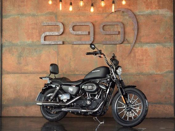 Harley Davidson Sportster Xl 883 2011 Com Apenas 14.222kms!