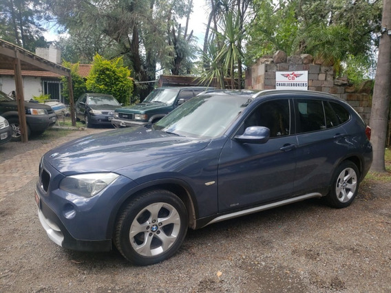 Bmw X1 2.0d 2010 Exclusive Automatica At Charliebrokers