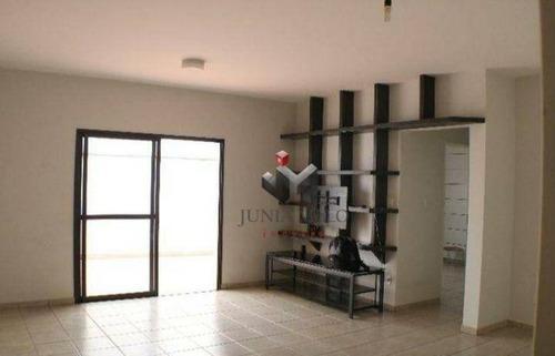 Imagem 1 de 19 de Apartamento Garden À Venda Por R$ 330.000 Com 2 Dormitórios , 110 M²  - Jardim Califórnia - Ribeirão Preto/sp - Gd0093