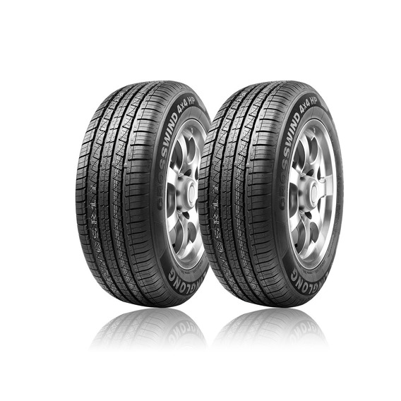 Pneu Aro 19 255/55r19 111v Linglong Crosswind 4x4hp Kit 2 Un