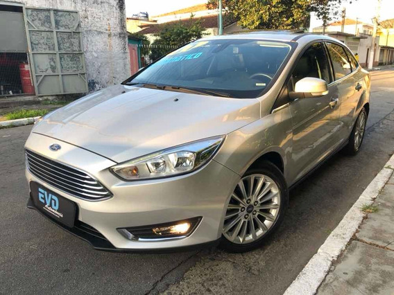 Ford Focus 2.0 Titanium Flex Powershift 5p 2017