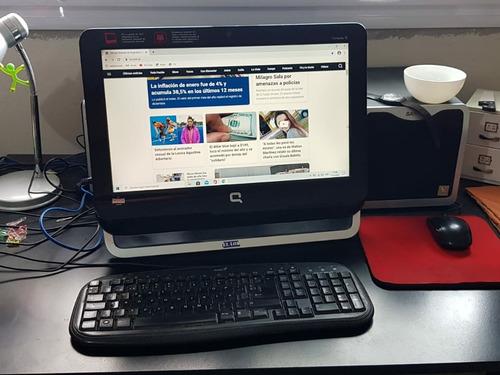 Compaq 18 All In One Pc Modelo 18-2004la Windows 10, Office