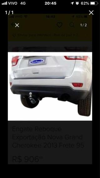 Engate Reboque Jeep Grand Cherokee 2013