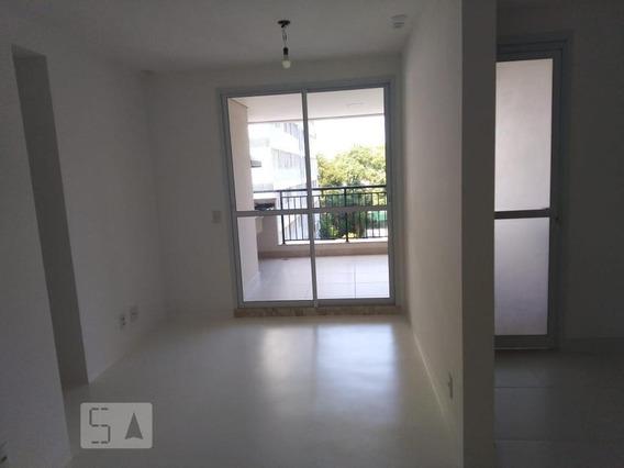 Apartamento Para Aluguel - Chácara Santo Antonio, 2 Quartos, 67 - 893054768