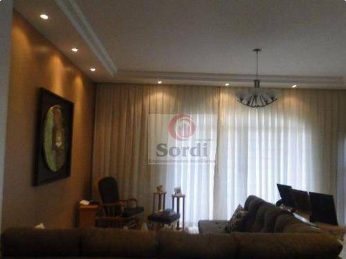 Sobrado À Venda, 325 M² Por R$ 650.000,00 - Jardim Recreio - Ribeirão Preto/sp - So0289