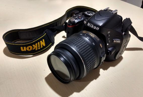 Nikon D5100 Kit 18-55mm Excelente Estado!