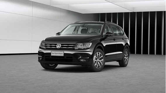 Volkswagen Tiguan Allspace 2.0n Tsi Comfortline Dsg 0km.
