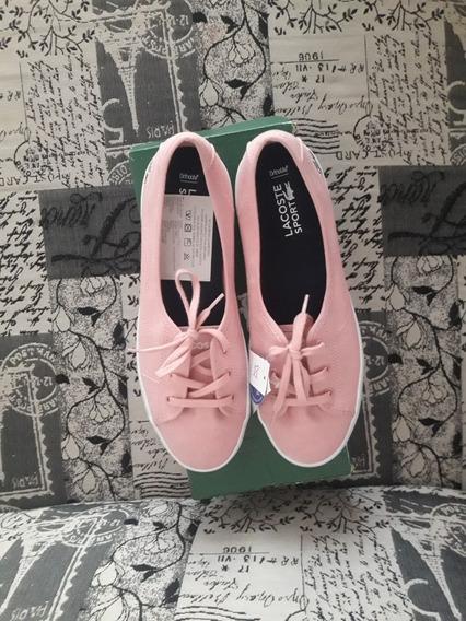 Zapatillas Lacoste Para Mujer