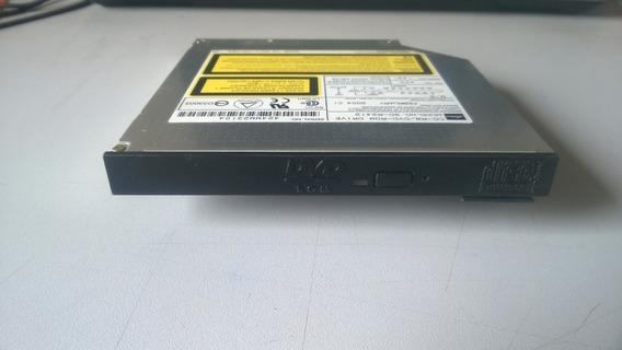 Grava Cd Leitor Dvd Notebook Toshiba A45-s121 - Semi-novo