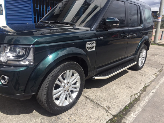 Land Rover Discovery Blindada.