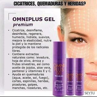 Omniplus Gel Regenerador Premium Seytu