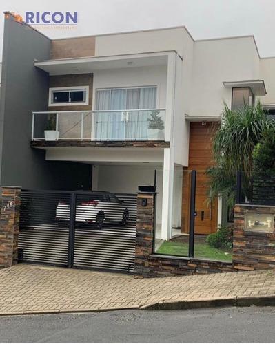 Casa A Venda No Bairro Glória Em Joinville - Sc.  - 645-1