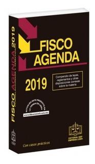 Fisco Agenda 2019 - Isef - Nuevo - Original