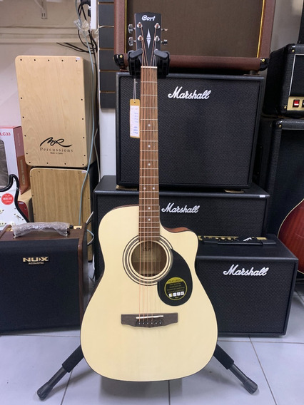 Cort Af515ce Guitarra Electro Acustica Cutaway Folk