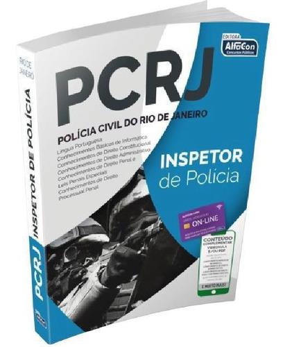 Apostila Pc Rj - Inspetor De Polícia Civil Do Rio De Janeiro