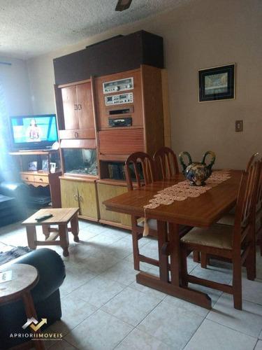 Apartamento Com 2 Dormitórios, 63 M² - Venda Por R$ 230.000,00 Ou Aluguel Por R$ 950,00/mês - Jardim Alzira Franco - Santo André/sp - Ap2247