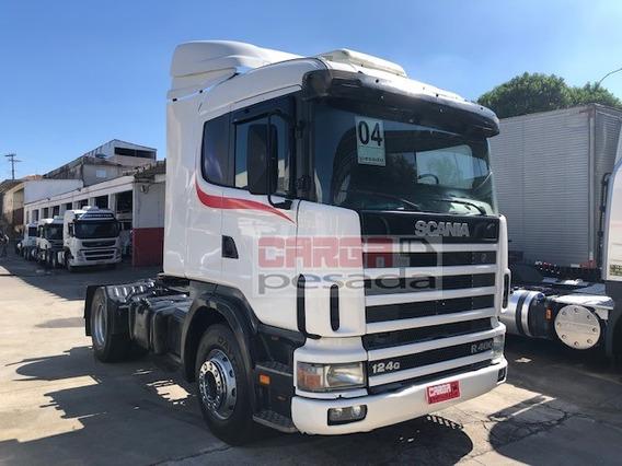 Scania R124 400 R 124 Toco = 380 420 114 Volvo Fh380 400