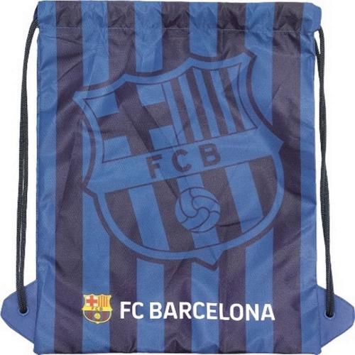 Imagem 1 de 2 de Mochila Tipo Saco Esportivo Barcelona Blaugrana
