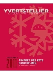 Catálogo Yvert De Ultramar 2011 Vol. 1 A - B