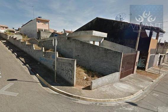 Imperdível - Terreno Residencial À Venda, Cidade Edson, Suzano. - Te0006