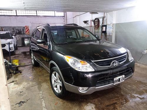Hyundai Veracruz Crdi En Marcha Chocado Poloautos