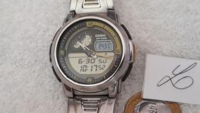 Relógio Casio Aqf - 102 W !