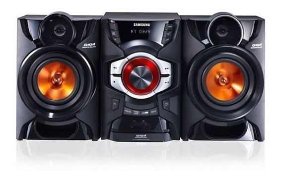 Equipo De Sonido Samsung Mx-630e 160w