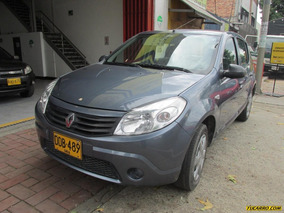 Renault Sandero Authentique Mt 1600cc 8v Aa
