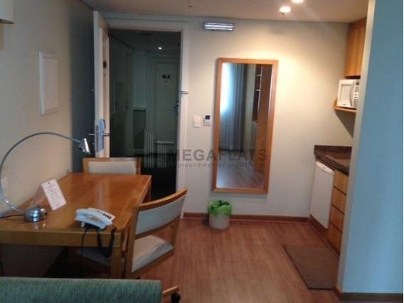 03693 - Flat 1 Dorm, Pinheiros - São Paulo/sp - 3693