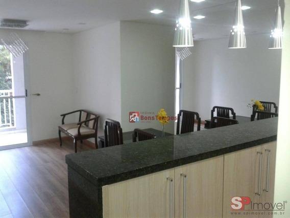 Apartamento Residencial À Venda, Parque São Lucas, São Paulo. - Ap3341