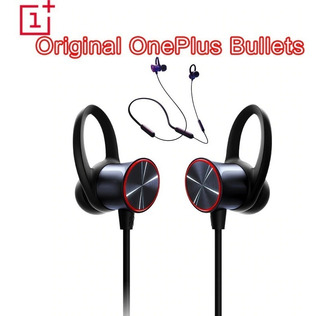 Auriculares Oneplus Bullets Wireless Bluetooth