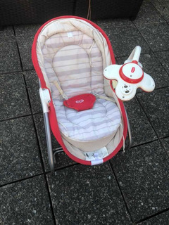 Mecedora Moisés Tiny Love Baby Rocker Napper