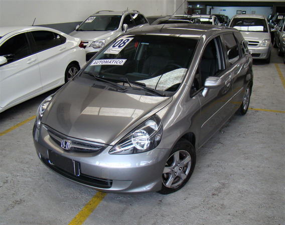 Honda Fit Lx 1.4 (aut) Gasolina Automático