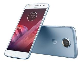 Motorola Z2 Play Dual SIM 64 GB Azul-safira 4 GB RAM