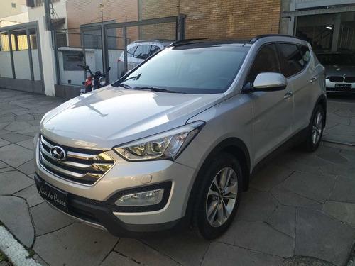 Hyundai/ Santa Fe 7 Lugares, Único Dono, Apenas 54 Mil Km