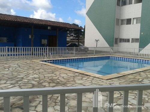 Apartamento Padrão Com 3 Quartos - Vd1195-v