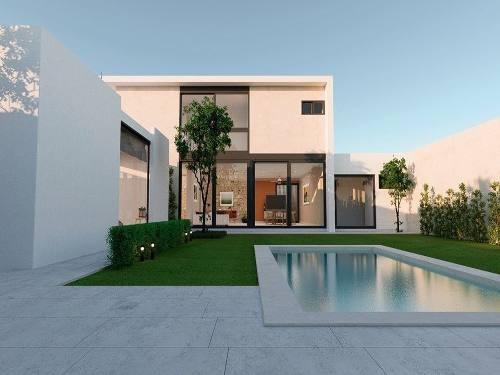 Pre-venta, Hermosa Residencia En San Diego Cutz, Conkal