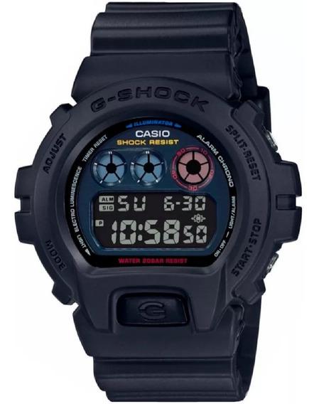 Relógio G-shock Masculino Vintage Preto Dw-6900 Original !!!