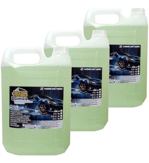 3un Removedor De Chuva Ácida 5l Rs Química