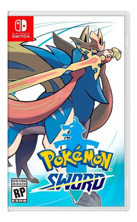 Pokémon Sword / Espada - Nintendo Switch - Disponible